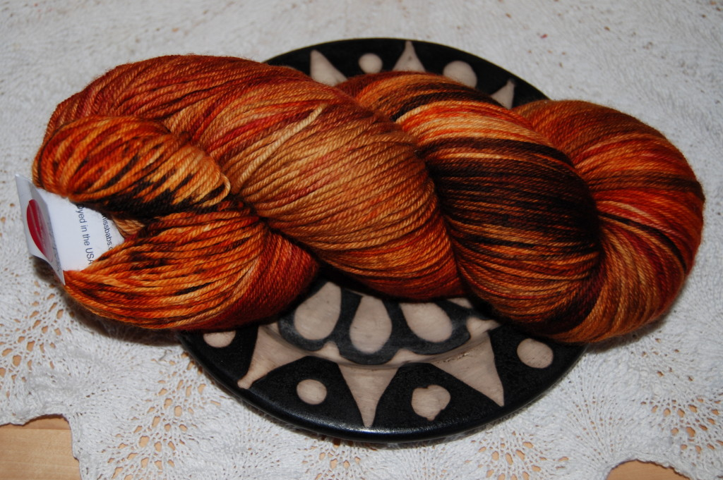 Miss Babs Yowza, colorway: next to godliness