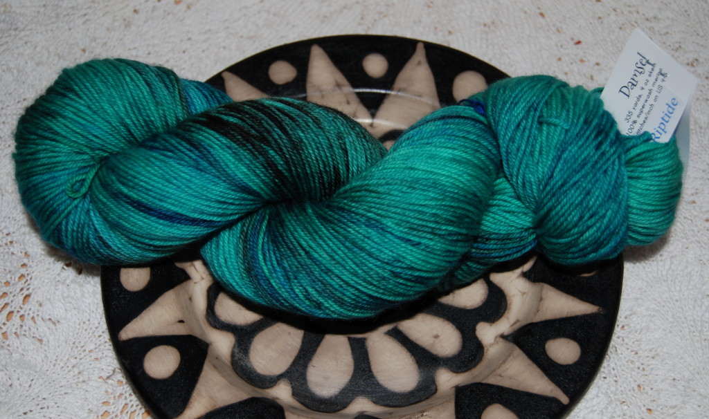 Damsel, color Riptide, a sport weight